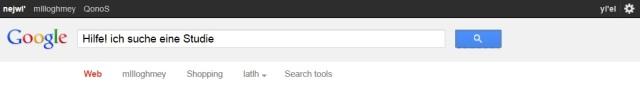 Klingolisch_Google
